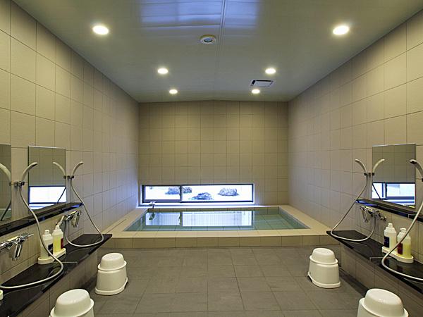 大浴場の男女入替制についてのお知らせです。