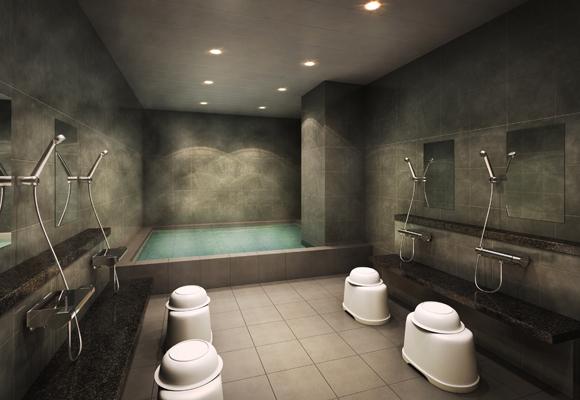 男性宿泊者専用浴場がオープンしました